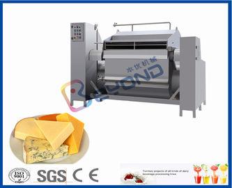 معدات مصنع الجبن 30TPD لتصنيع الجبن المصنع 200 كجم/ساعة-قدرة 2000 كغ/ساعة